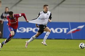 PFC CSKA 3:1 Krasnodar - Cup of Russia Semifinal
