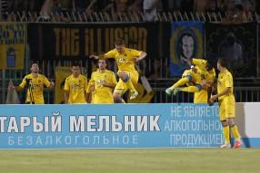 ЦСКА обладатель Суперкубка 2014