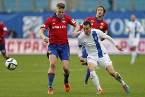 ЦСКА - Крылья Советов 0-2