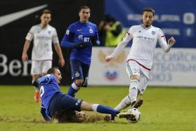 Динамо 0:1 Терек