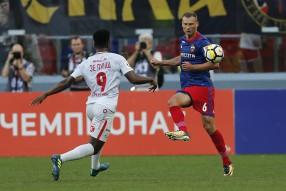 ПФК ЦСКА 2:1 Спартак