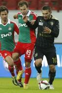 Локомотив - Рубин 4-2