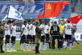 Динамо - Торпедо 0:0