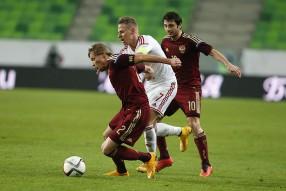 Венгрия - Россия 1-2