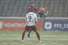 ПФК ЦСКА 2:2 Амкар