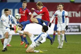 ПФК ЦСКА 0:2 Крылья Советов