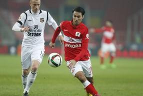 Спартак 0:1 Урал