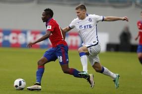 ПФК ЦСКА 1:0 Динамо