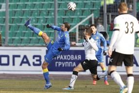 Торпедо 2:1 Ростов