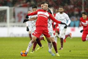 Spartak 2:1 Rubin