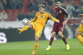 Россия - Молдова 1-1