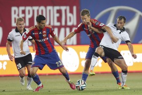 ПФК ЦСКА 4:1 Торпедо