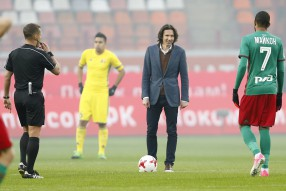 Локомотив - Ростов 0-0