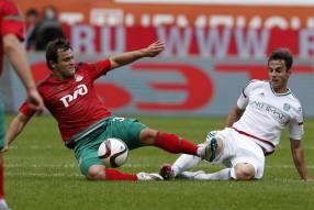 Локомотив 0:0 Терек
