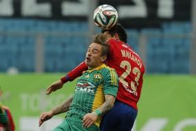 ПФК ЦСКА 6:0 Кубань