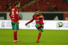 Локомотив - Анжи 0-2