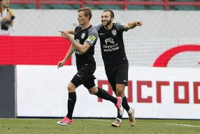 Локомотив 0:2 Тосно
