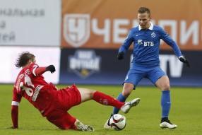 Динамо 3:1 Уфа
