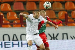 Локомотив - Терек 2-1