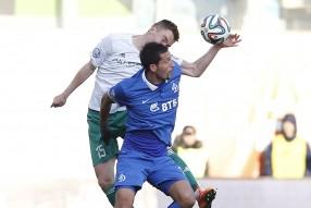 Динамо 3:0 Терек