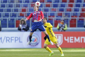 ПФК ЦСКА 0:0 Ростов