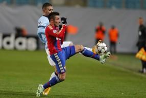 ЦСКА - Манчестер Сити 2-2