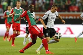 Локомотив 0:0 Краснодар