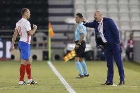 Катар - Россия 2-1