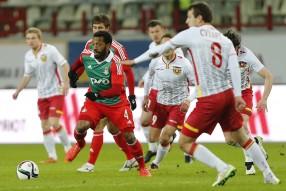 Локомотив - Арсенал 0-1
