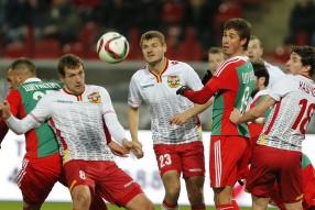 Локомотив 0:1 Арсенал