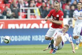 Спартак 0:4 ПФК ЦСКА