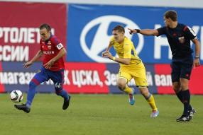 ПФК ЦСКА 2:1 Ростов
