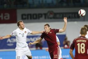 Россия - Лихтенштейн 4-0