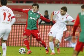 Локомотив 0:0 Уфа