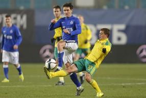 Динамо - Кубань 2-1