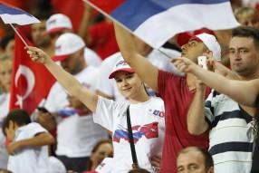 Турция - Россия 0-0
