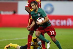 Локомотив 1:1 Арсенал