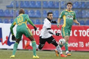 Торпедо 0:0 Кубань