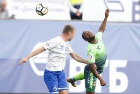 Динамо 1:1 Уфа