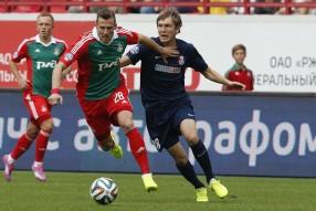 Локомотив 1:1 Мордовия