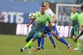 Динамо - Уфа 1-1
