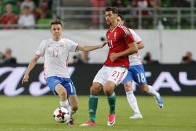 Венгрия - Россия 0-3