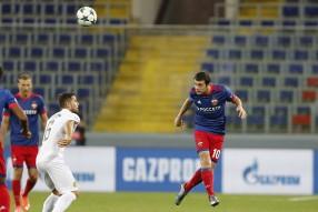 ПФК ЦСКА - Янг Бойз 2-0
