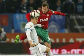 Локомотив 2:0 Зенит