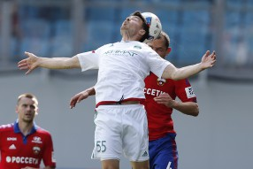 ЦСКА - Терек 1-0