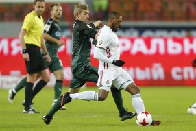 Локомотив - Краснодар 1-2