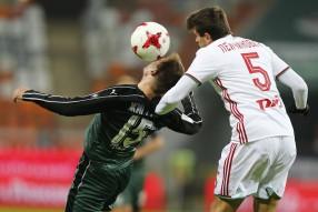 Локомотив 1:2 Краснодар