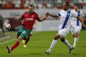 Локомотив 2:0 Крылья Советов