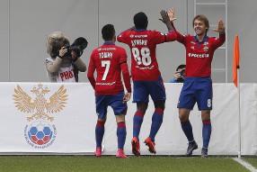 ПФК ЦСКА 3:2 Урал