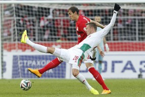 Спартак 1:1 Локомотив